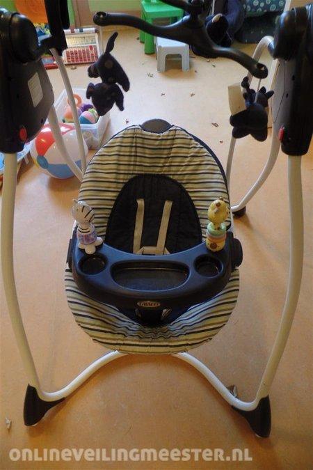 Schommelstoel Baby Graco.Schommelstoel Graco Elektrisch Type Laps0202b