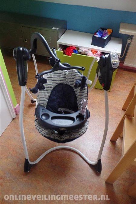 Schommelstoel Baby Graco.Schommelstoel Graco Elektrisch Onlineauctionmaster Com