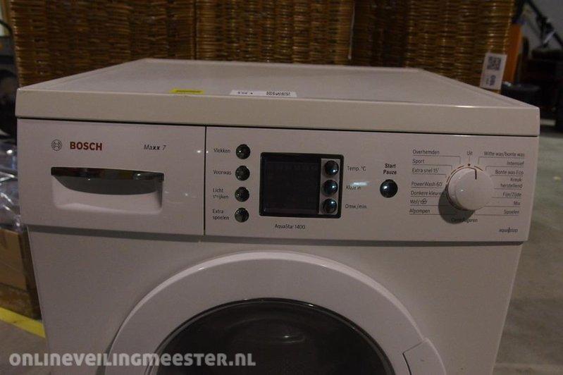 Beste Wasmachine Bosch, Maxx 7 AquaStar 1400 - Onlineauctionmaster.com RS-54