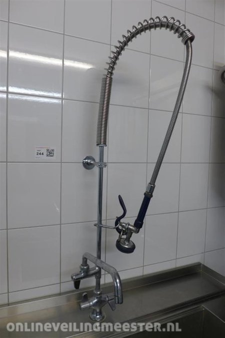 Super Horeca spoelkraan TNS- Brass - Onlineauctionmaster.com QX-18