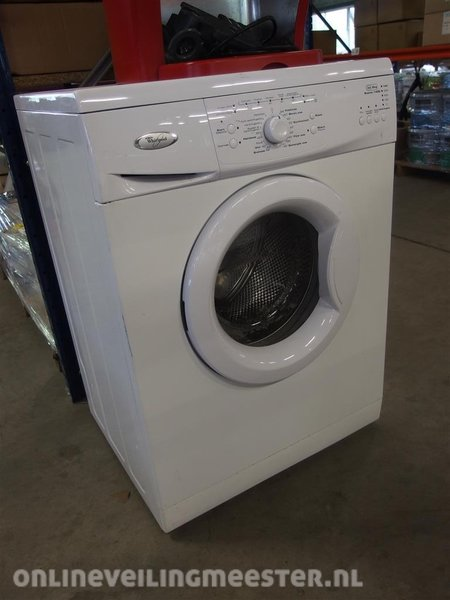 Whirlpool Washing Machine Boston 1400