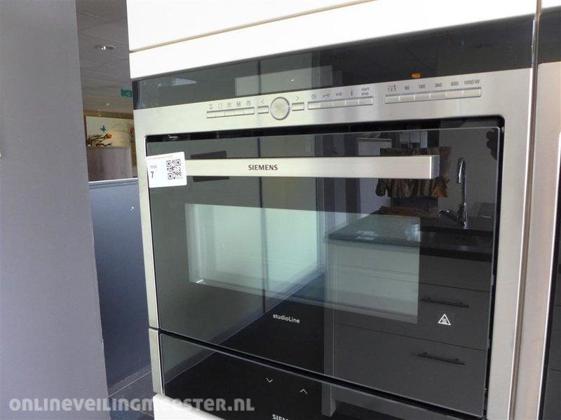 Einbau-Mikrowellen, Siemens, HB86P585 - Onlineauctionmaster.com | {Einbaumikrowellen 89}