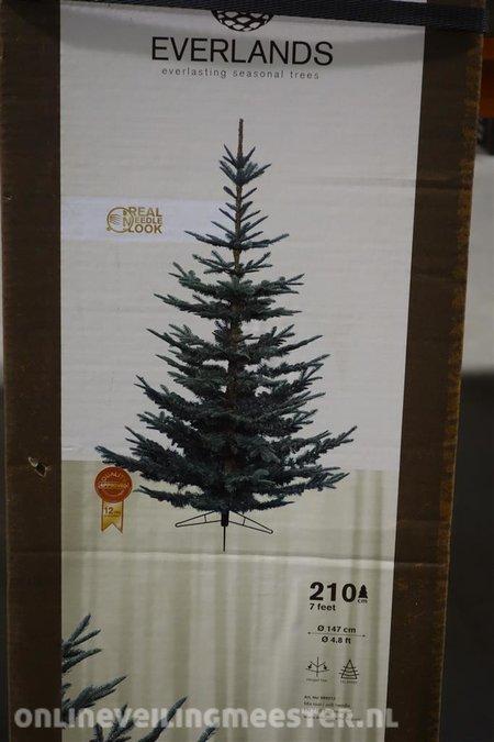 Leasing Weihnachtsbaum.Künstlicher Weihnachtsbaum Ever Nobilis Tanne Blau