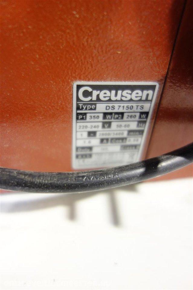 Remarkable Workbench Grinder Creusen Powerline Onlineauctionmaster Com Andrewgaddart Wooden Chair Designs For Living Room Andrewgaddartcom