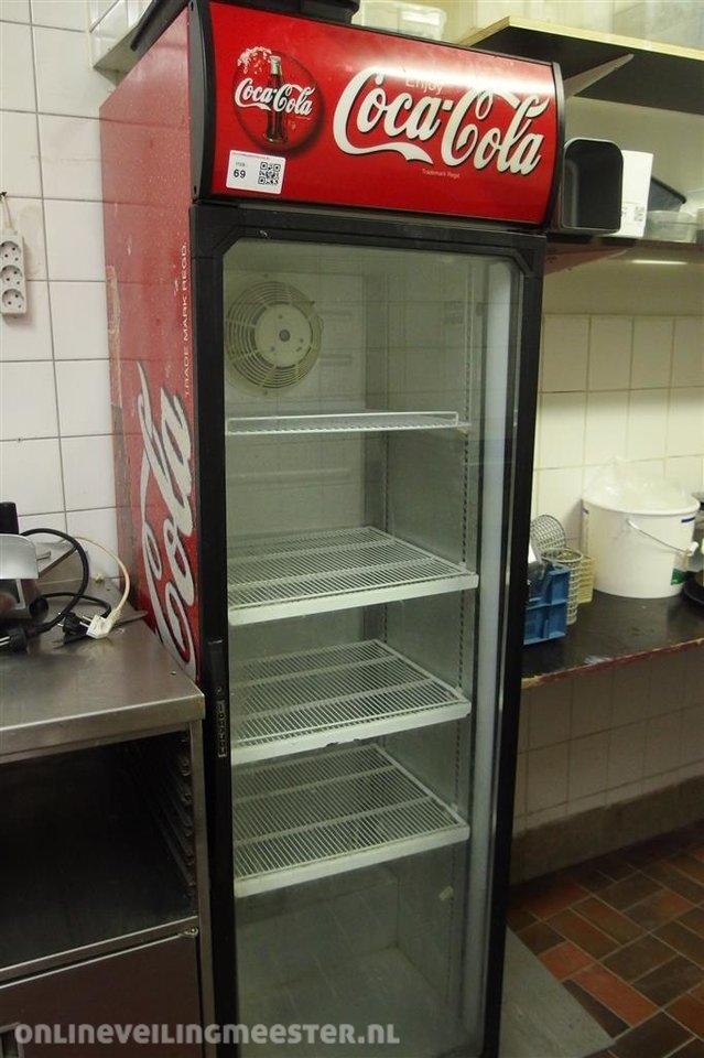 Onwijs Soda Kühlschrank Coca Cola, S-76 SL - Onlineauctionmaster.com HV-62