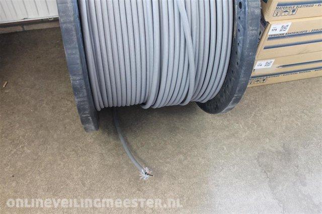 Ca. 50 Meter Erdungskabel Twentsche Kabelfabriek, mb YMvKas 3x2,5 ...
