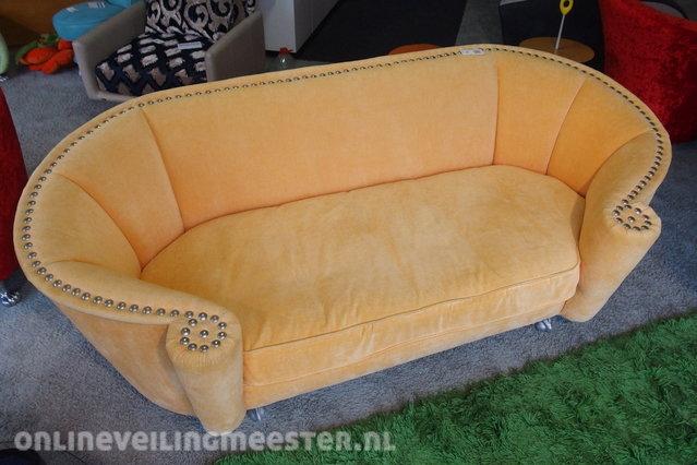 Sofa 2 Sitzer Bretz Loreley Gelb Onlineauctionmaster Com