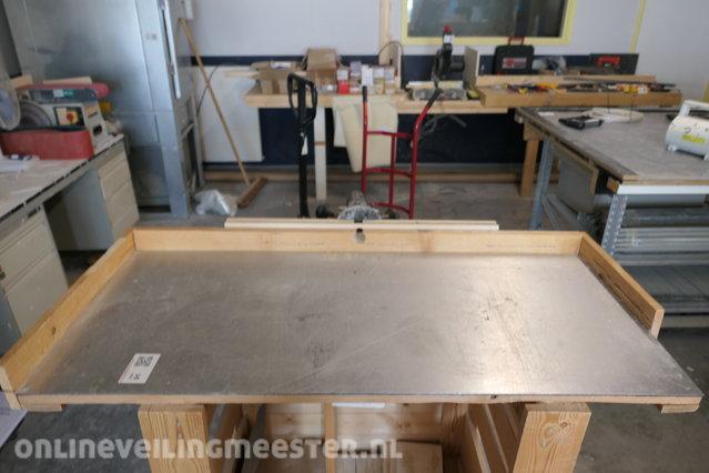 Tafel Voor Bovenfrees : Frezen en freestafels kregjigs