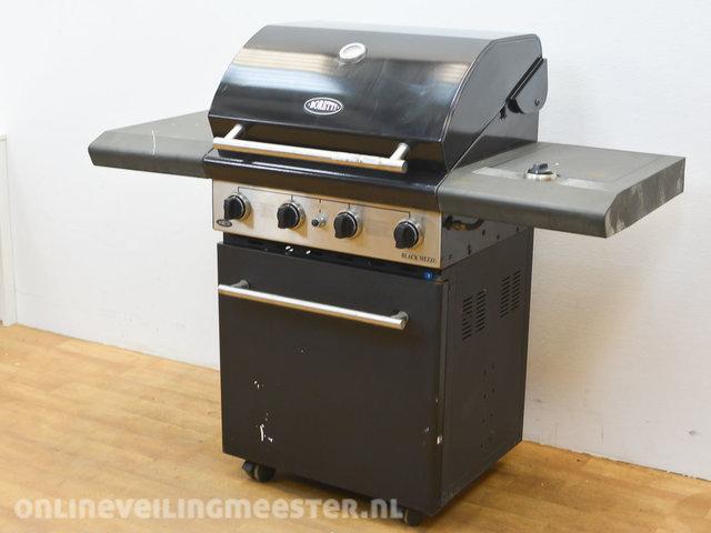 Boretti Gas Bbq.Barbecue Boretti Black Mezic Bbq