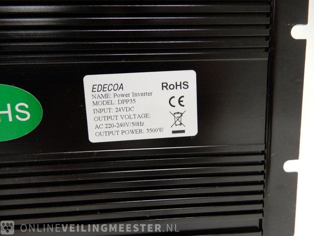 Inverter Edecoa, DPP35, Black
