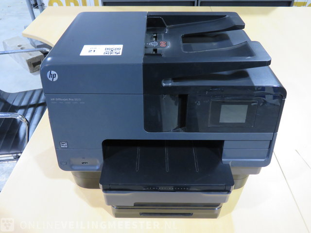 All-in-one printer HP, Officejet pro 8610