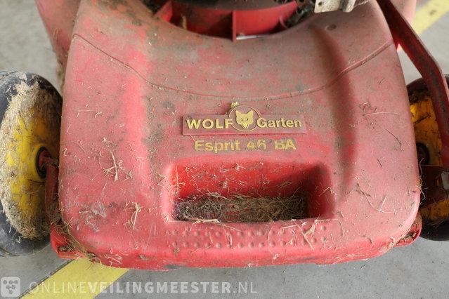 Motor Lawn Mower Wolf Garten Esprit 46 Ba Onlineauctionmastercom