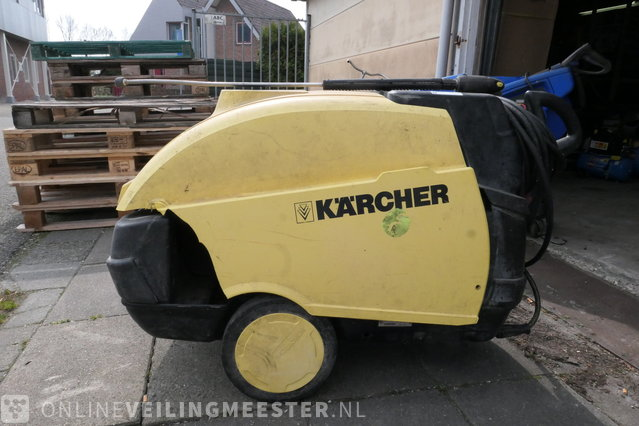 Top Hot water high pressure cleaner Karcher, HDS 995 &PV_82
