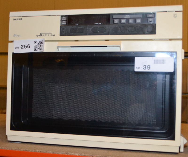Onwijs Magnetron Philips Space Cube 50 M734 - Onlineauctionmaster.com BU-73