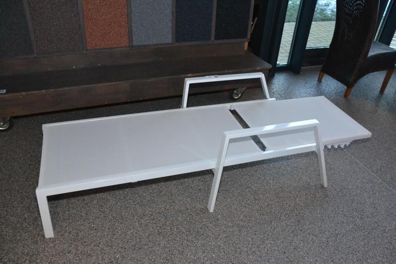 Ligstoel Voor Tuin : Tuin ligstoel haans lxbxh ca cm voorzien van