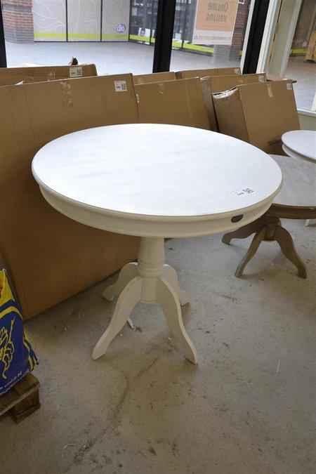 tafel wit rond ikea kragsta salontafel de tafelpoten zijn