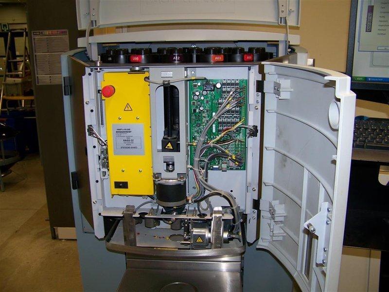 Verfmengmachine Fast & Fluid, model HA450-32, bouwjaar 2009, 220V
