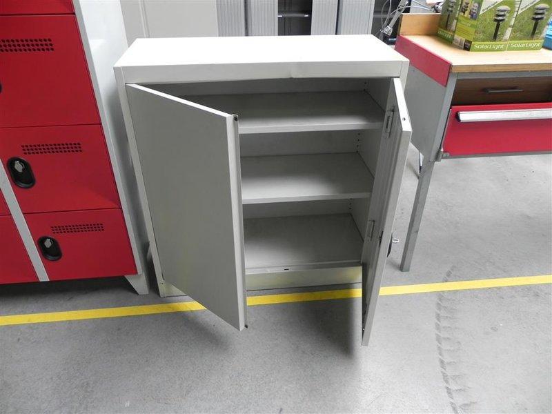 Kast Met Slot : Stalen kast deurs met slot en sleutel hxbxd ca cm