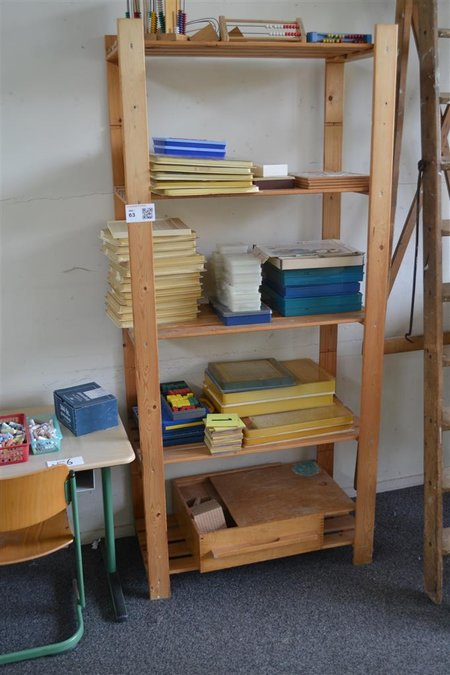 Stelling Van Hout.Stelling Hout Inhoud Stelling Schoolbenodigdheden